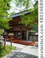 Kuramadera Niimon gate 48034689