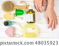 Anti-cellulite accessories. Morning routine 48035923