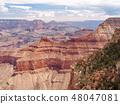 미국 애리조나 주 그랜드 캐년 머서 포인트에서 48047081
