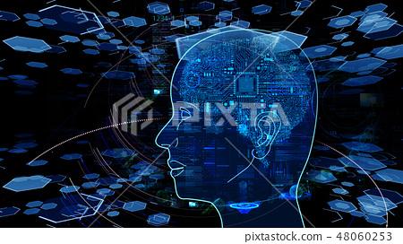 인공지능,  AI , 지식 48060253