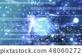 블루, 파랑, 네트워크 48060272
