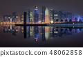 多哈 城市 地平线 48062858