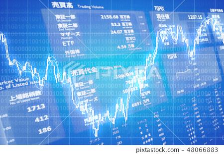 Economic image material 48066883