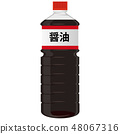 Soy sauce 48067316
