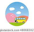 公交车观光巴士 48068302