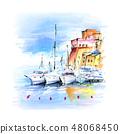 Castellammare del Golfo, Sicily, Italy 48068450