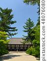 奈良·Toshodaiji寺 48076080