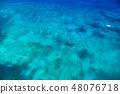 """""""夏威夷""""威基基海岸外的大洋""""航拍照片"""" 48076718"""