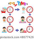 闹钟 孩子 生活方式 48077426