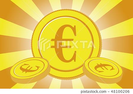 圖像素材,錢,點,錢,金幣,獎牌,硬幣,賭場,賭博,累積獎金,贏得,抽獎活動 48100206
