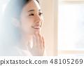 女性美容生活方式 48105269