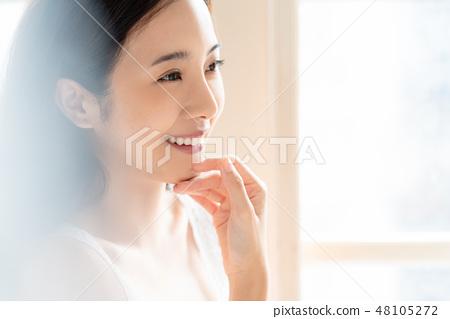 女性美容生活方式 48105272