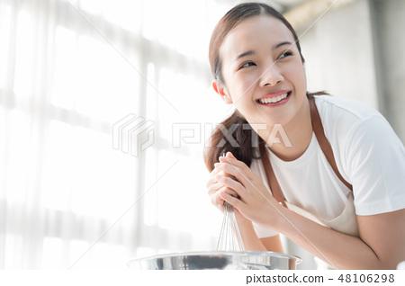 女性生活烹飪 48106298