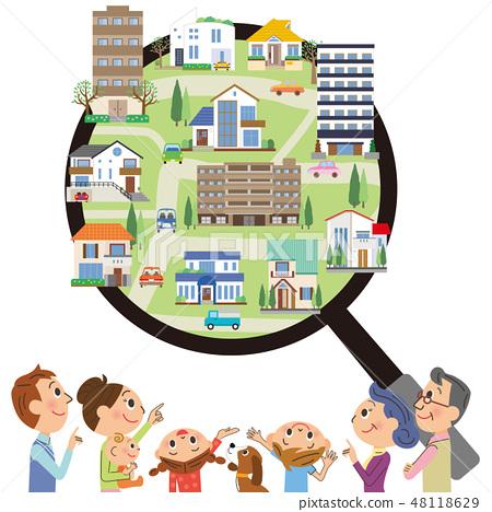 三代家庭和財產搜索 48118629