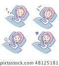 睡覺[線條·系列] 48125181