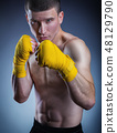 boxing, man, boxer 48129790