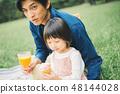 野餐家庭 48144028