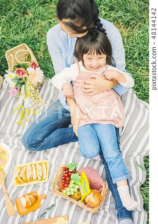 野餐家庭 48144142