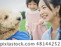 狗和Osanpo圖像 48144252