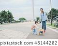 狗和Osanpo圖像 48144282