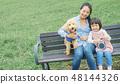 狗和Osanpo圖像 48144326