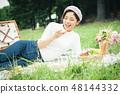 野餐女士 48144332