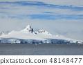 Landscape Ice and Glaciers at Antarctica 48148477
