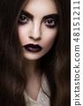 女人 女性 肖像 48151211