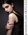 女人 女性 肖像 48151222
