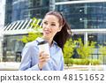 女人 女性 咖啡 48151652