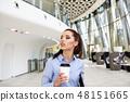 女人 女性 咖啡 48151665