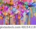 นามธรรม,พื้นหลัง,ดอกไม้ 48154118