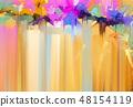 พื้นหลัง,ดอกไม้,สี 48154119