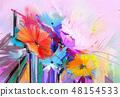 พื้นหลัง,สี,วาดรูป 48154533