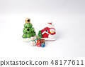 the xmas holiday celebration concept 48177611