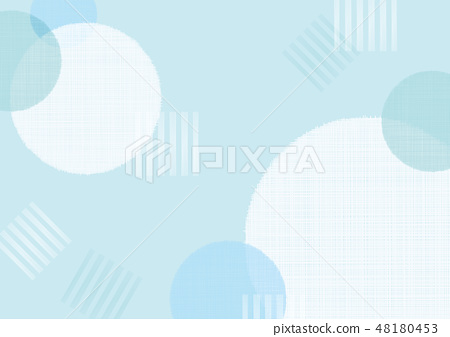 배경 소재 - 여름 이미지 모양 2 48180453