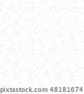 음악 광고 흰색 배경 48181674