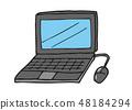 คอมพิวเตอร์แล็ปท็อป 48184294