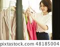 Women Shopping 48185004