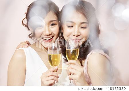 女性派對 48185380
