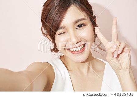 女性肖像系列 48185433