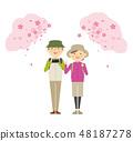 벚꽃 수석 커플 트레킹 48187278