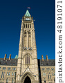 Canadian Parliament Building 48191071