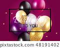 气球 汽球 庆祝 48191402