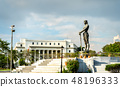 Lapu-Lapu Monument in Rizal Park - Manila, the Philippines 48196333