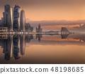摩天大楼 城市风光 城市景观 48198685