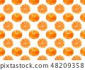 橘子背景 48209358