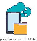 智能手機 手機 智慧手機 48214163