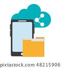 智能手機 手機 智慧手機 48215906