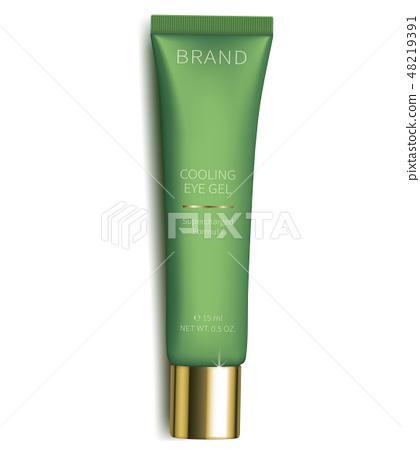 cosmetic gel for eyes skin care 48219391